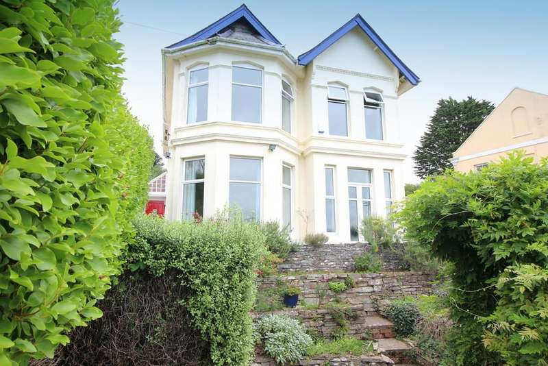 4 Bedrooms Detached House for sale in Lower Port View, Saltash