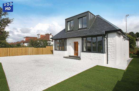 5 Bedrooms Detached House for sale in 47 Kessington Road, Bearsden, G61 2HJ