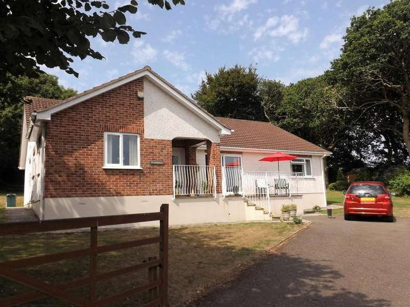4 Bedrooms Detached Bungalow for sale in POLGOOTH