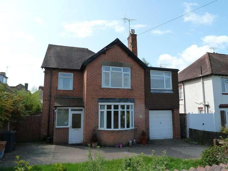 4 Bedrooms Detached House for sale in Longford Lane, Longlevens, Gloucester, GL2
