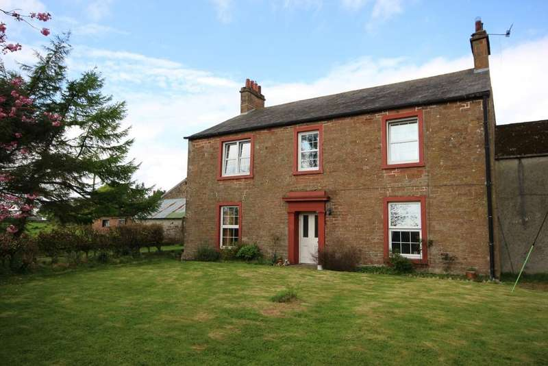 4 Bedrooms Farm Commercial for sale in Burnside Farm, Hethersgill, Carlisle CA6