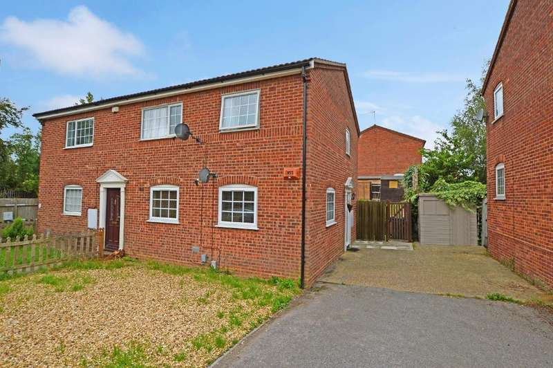 1 Bedroom Apartment Flat for sale in Layham Drive, Wigmore, Luton, LU2 9SY