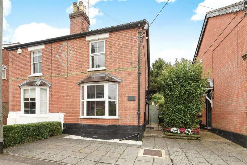 2 Bedrooms Semi Detached House for sale in North Road, Ascot