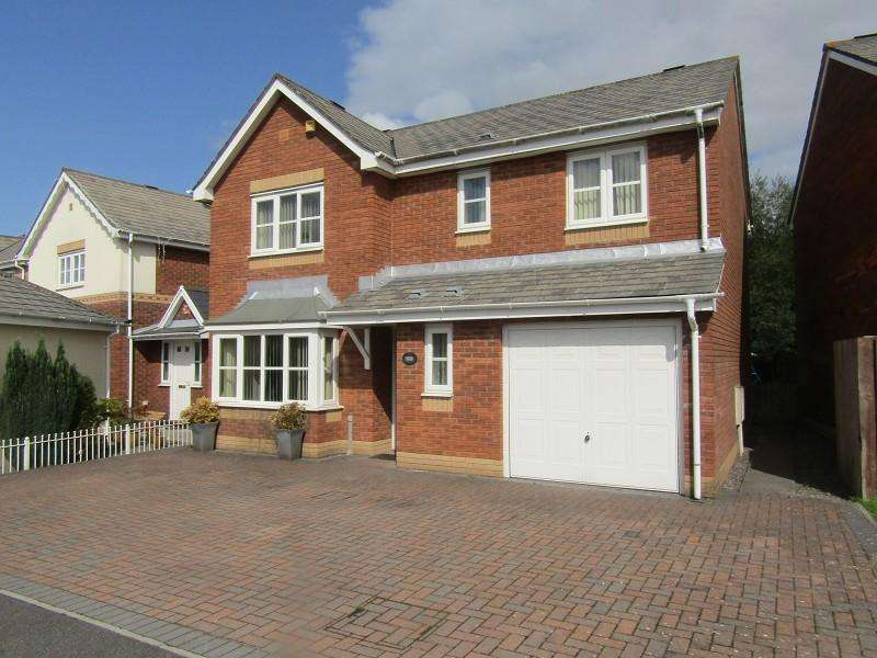 4 Bedrooms Detached House for sale in Ger Y Nant , Birchgrove, Swansea, City And County of Swansea.