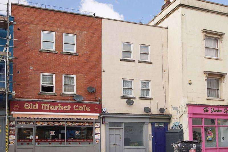 1 Bedroom Apartment Flat for sale in West Street, Bristol, BS2 0BZ