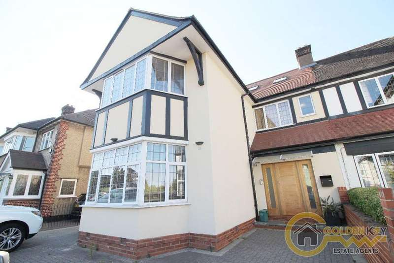 6 Bedrooms Detached House for sale in Sidmouth Road, Willesden Green, NW2