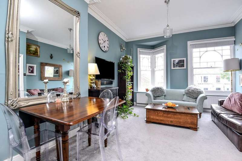 2 Bedrooms Flat for sale in Bedford Hill, Balham