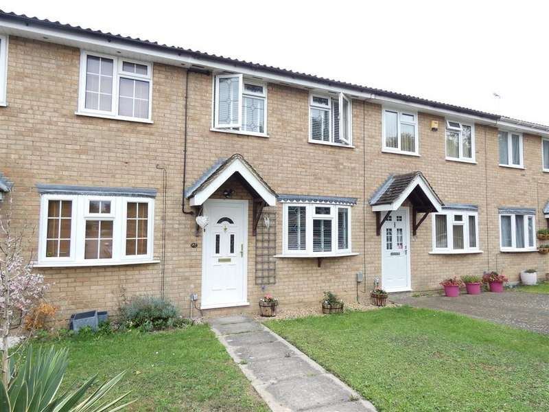 2 Bedrooms Terraced House for sale in Houghton Regis