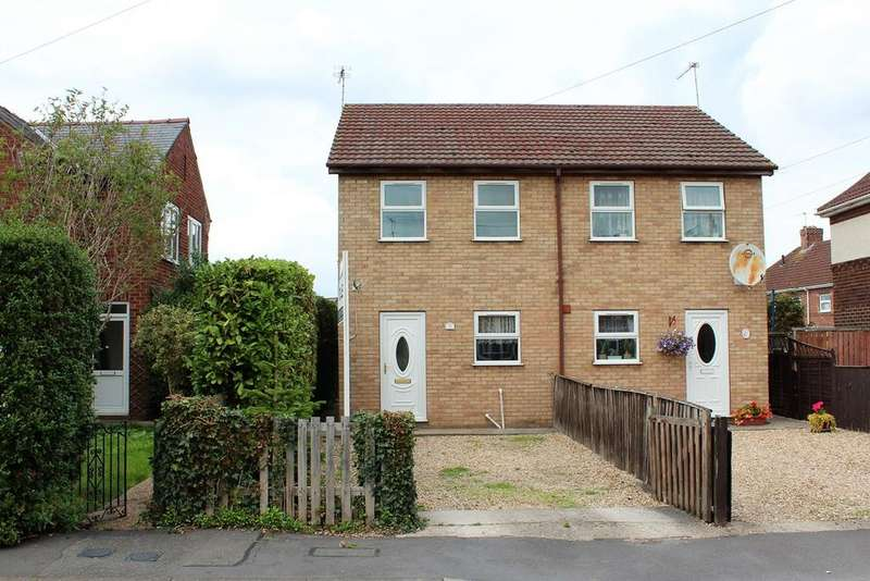 2 Bedrooms Semi Detached House for sale in Laughton Road, Boston, PE21