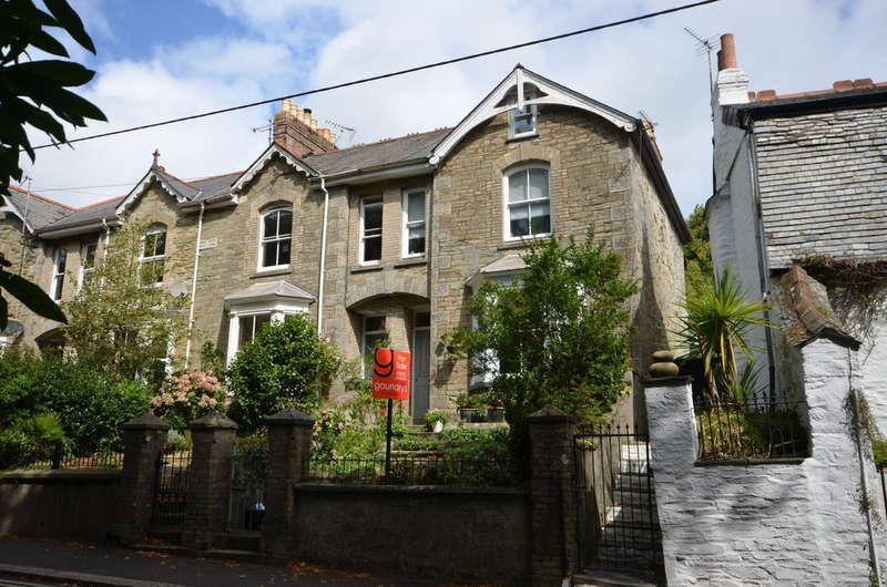 3 Bedrooms End Of Terrace House for sale in Kenwyn Terrace, Truro
