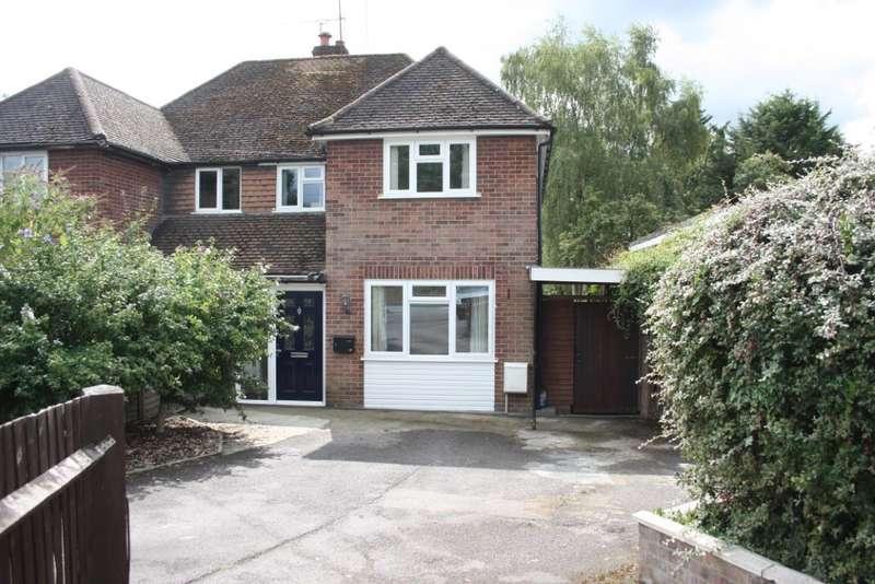 4 Bedrooms Semi Detached House for sale in Wokingham Road, Earley, Reading, RG6