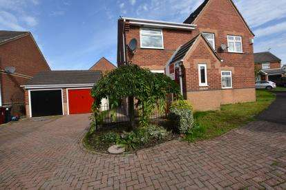 2 Bedrooms Semi Detached House for sale in Tippett Close, Whinney Heights, Blackburn, Lancashire