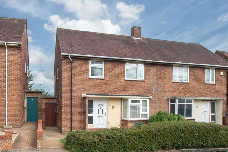 3 Bedrooms Semi Detached House for sale in Faringdon Road, Luton