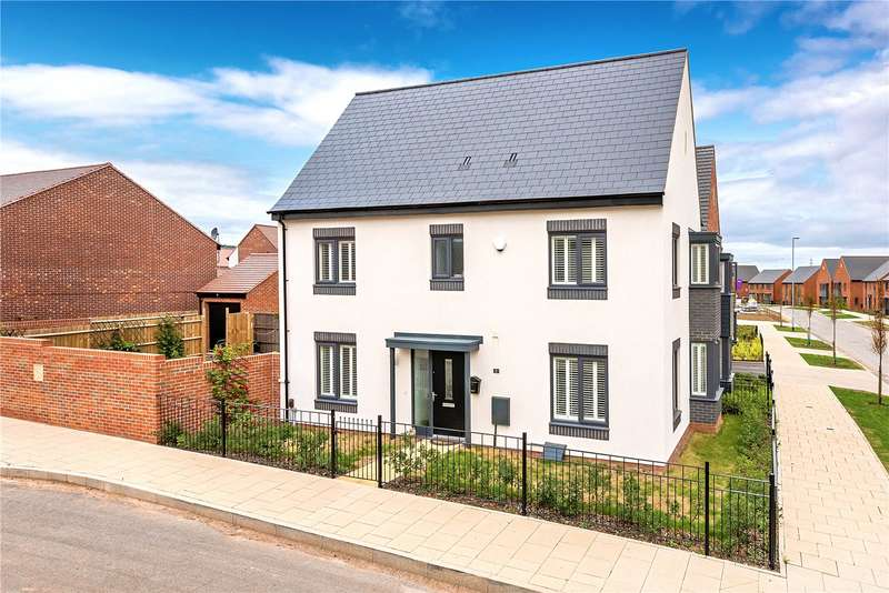 4 Bedrooms House for sale in 2 Pearce Drive, Lawley Village, Telford, TF3