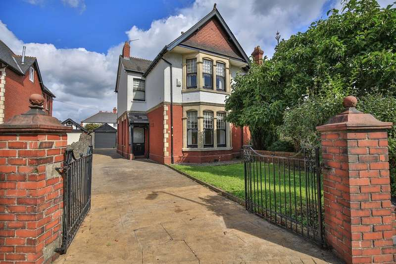 4 Bedrooms Semi Detached House for sale in The Parade, Whitchurch, Cardiff