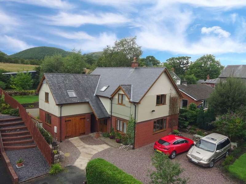5 Bedrooms Detached House for sale in Ael Y Bryn, Carno, Caersws, Powys
