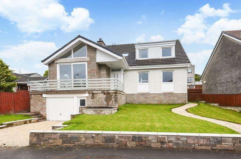 4 Bedrooms Detached House for sale in Arden Grove, Kilsyth