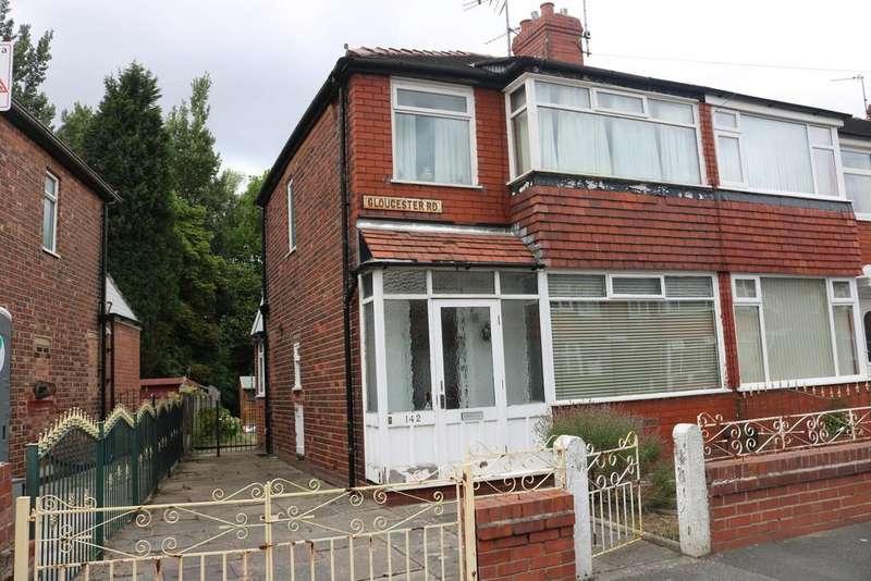 2 Bedrooms Semi Detached House for sale in Gloucester Road Droylsden