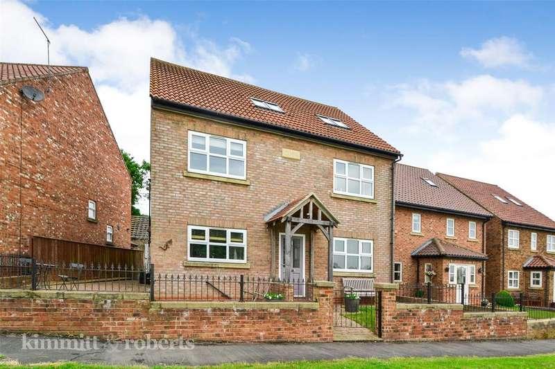 5 Bedrooms Detached House for sale in Victoria Mews, Easington Village, Peterlee, Co.Durham, SR8