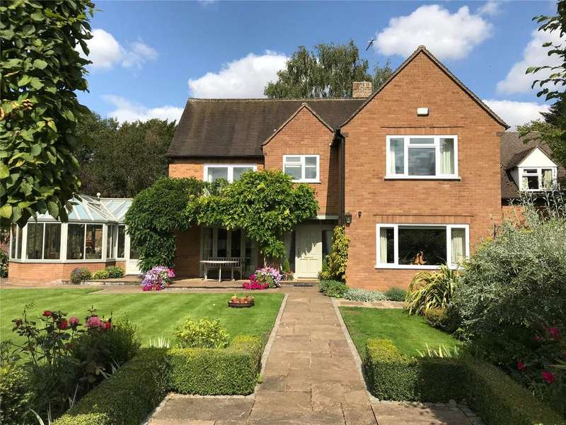 4 Bedrooms Detached House for sale in East Street, Moreton-in-Marsh, Gloucestershire