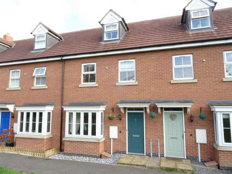 3 Bedrooms Town House for sale in Livingstone Lane, Earl Shilton