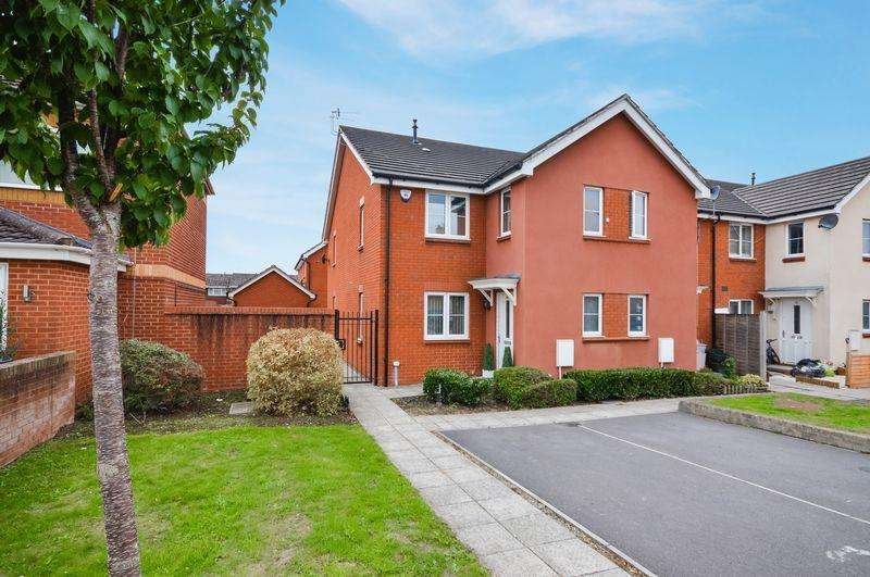 2 Bedrooms Semi Detached House for sale in Tarnock Avenue, Bristol