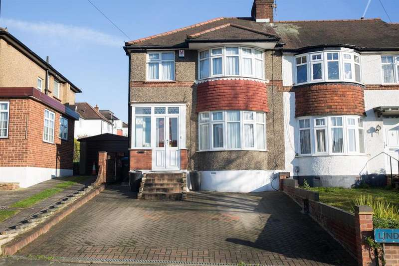 3 Bedrooms End Of Terrace House for sale in Linden Way, Southgate, N14