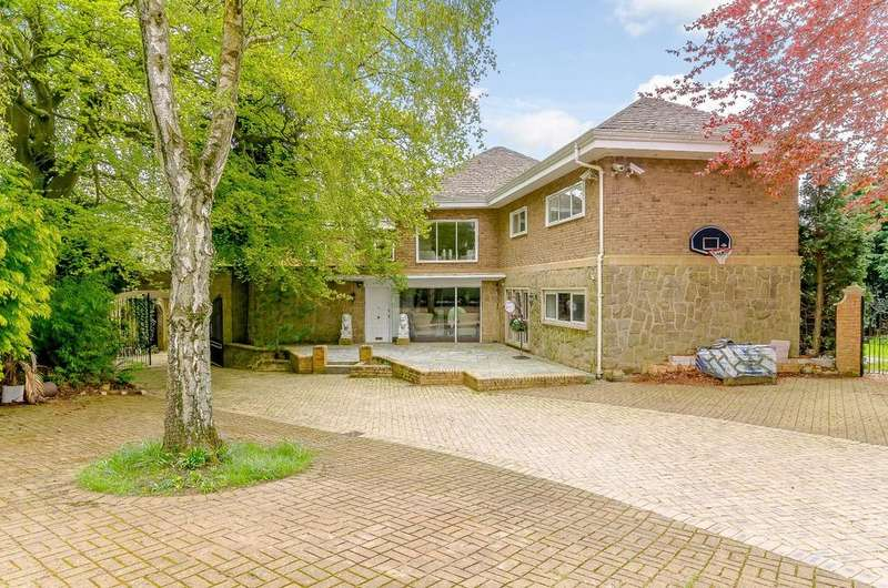 6 Bedrooms House for sale in St. Georges Close, Edgbaston