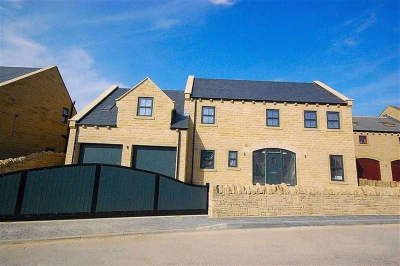 5 Bedrooms Detached House for sale in Whitley Willows, Lepton, Huddersfield, HD8