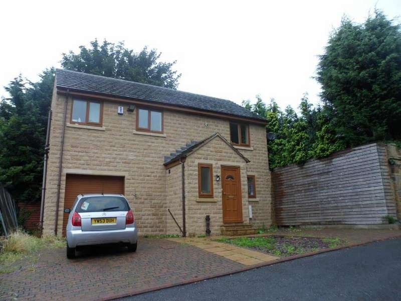 4 Bedrooms Detached House for sale in Knowles Hill Road, Dewsbury