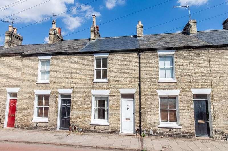 2 Bedrooms Terraced House for sale in Bateman Street, Cambridge