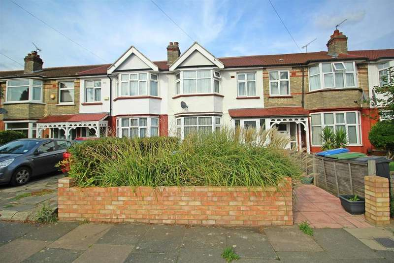 3 Bedrooms Terraced House for sale in Dorchester Avenue, London
