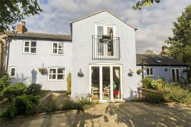 3 Bedrooms Semi Detached House for sale in Berridges Lane, Husbands Bosworth, Lutterworth, Leicestershire
