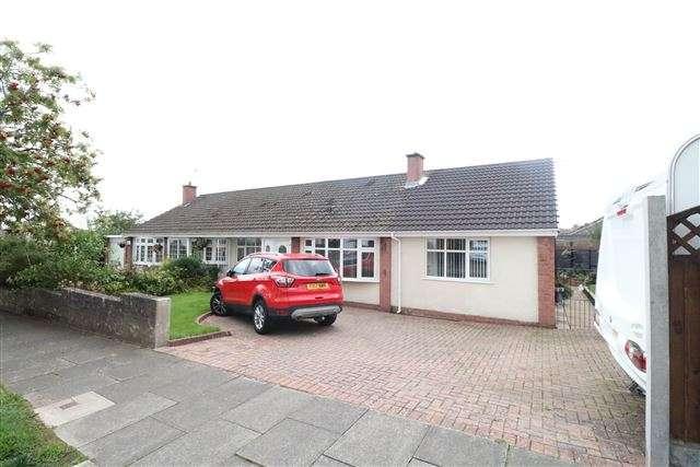 3 Bedrooms Semi Detached House for sale in Mallyclose Drive, Carlisle, Cumbria, CA1 3HE