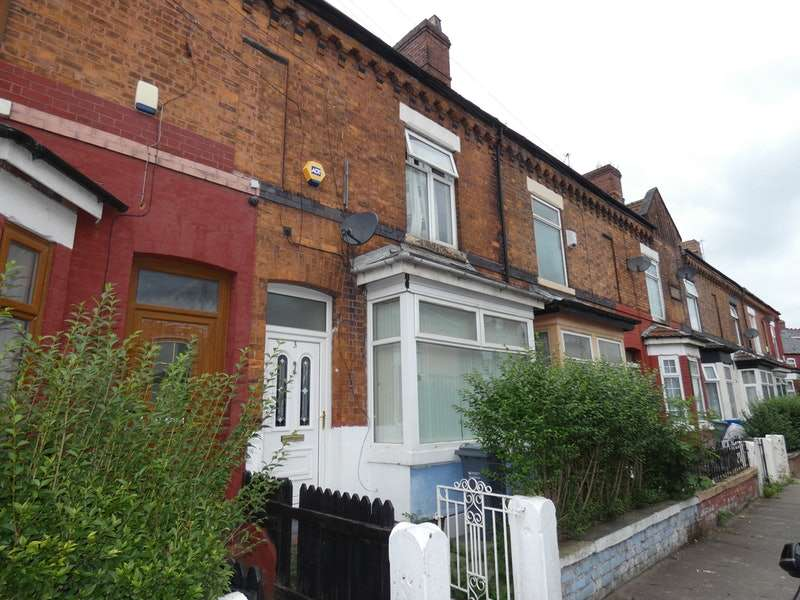 3 Bedrooms Terraced House for sale in Whiley Street, Manchester, Greater Manchester, M13