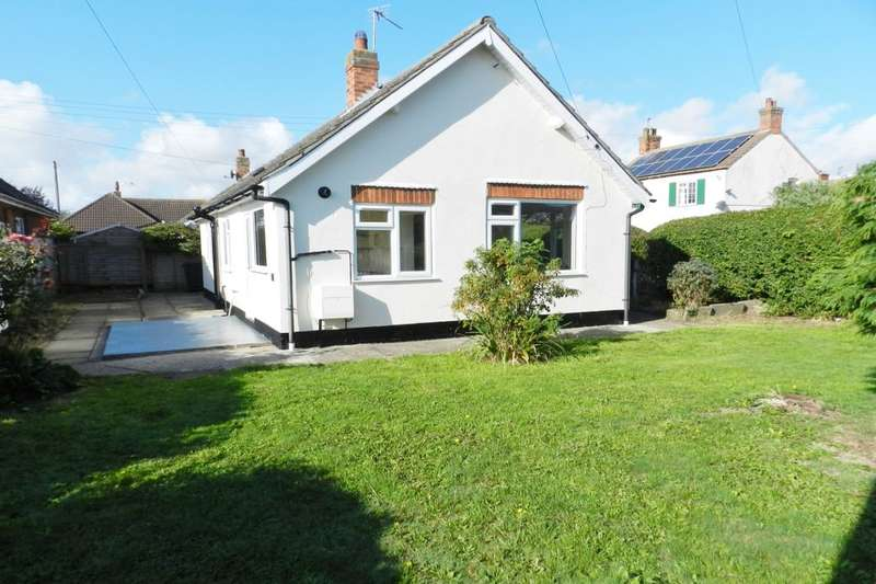 2 Bedrooms Detached Bungalow for sale in Farm Close, Sutton-On-Sea, Mablethorpe, LN12
