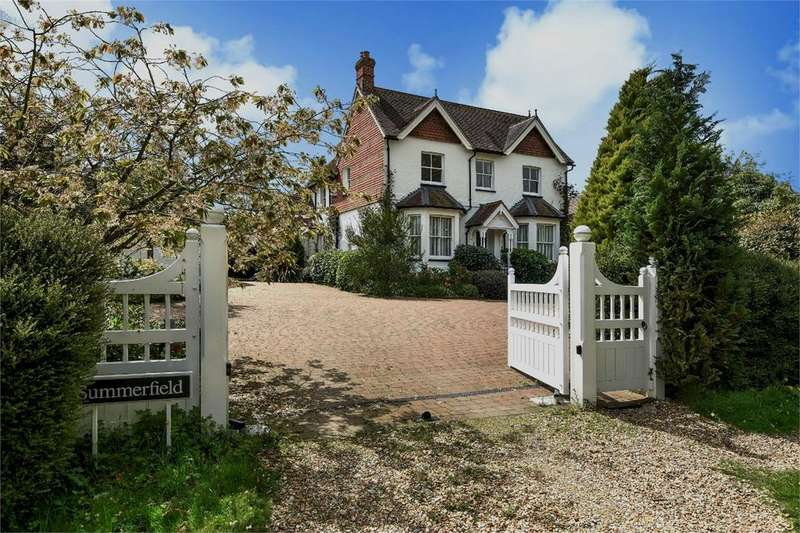 6 Bedrooms Detached House for sale in Sherfield Green, Sherfield-on-Loddon, Hampshire, RG27