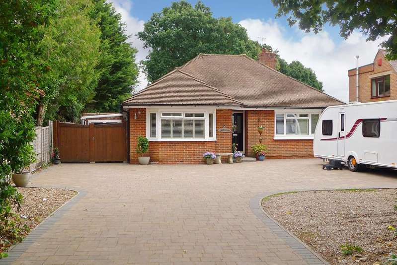 3 Bedrooms Detached Bungalow for sale in UPLANDS