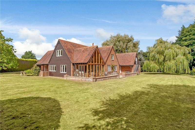 5 Bedrooms Detached House for sale in Bow Road, Stanford in the Vale, Faringdon, SN7