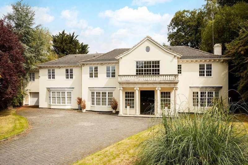 6 Bedrooms Detached House for sale in Kier Park, Ascot