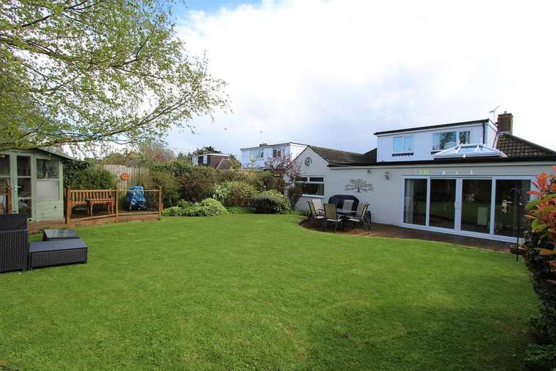 4 Bedrooms Detached Bungalow for sale in The Beeches, Harbury, Leamington Spa