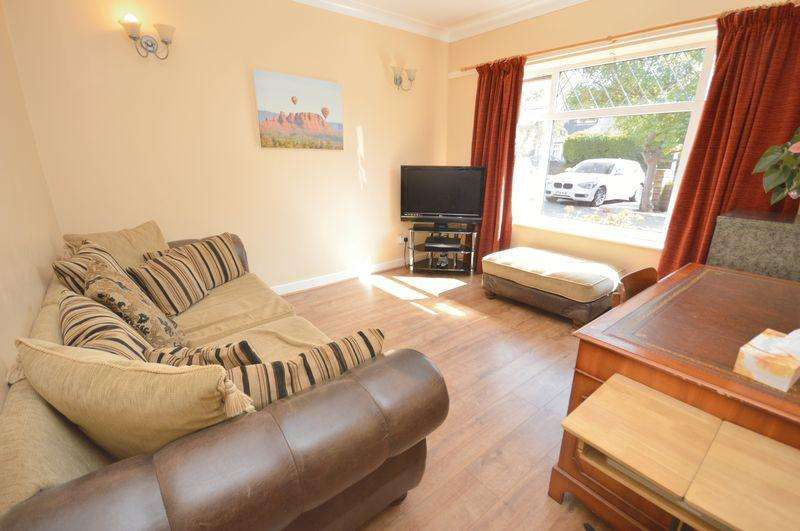 4 Bedrooms Semi Detached House for sale in Upton Bridle Path, Widnes