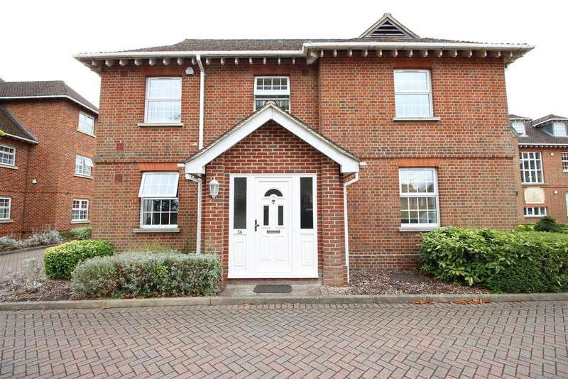 2 Bedrooms Apartment Flat for sale in Tilehurst Road, Reading