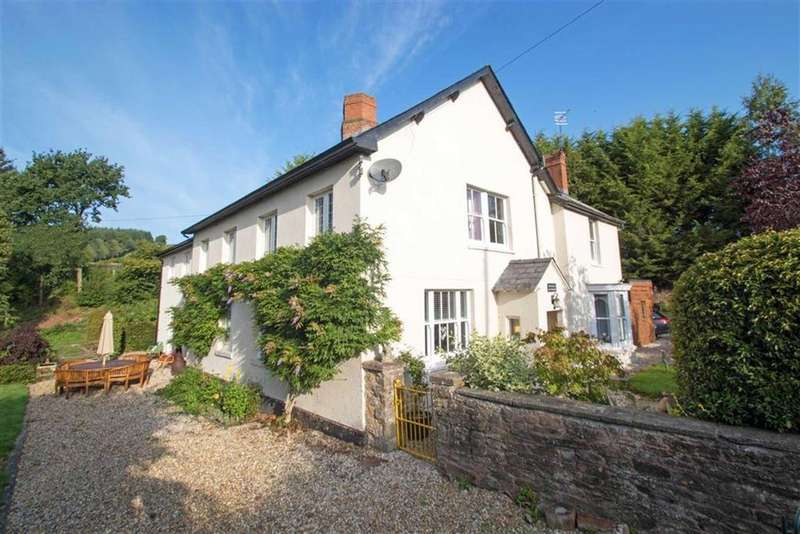 5 Bedrooms Detached House for sale in Byton, Presteigne, North West Herefordshire