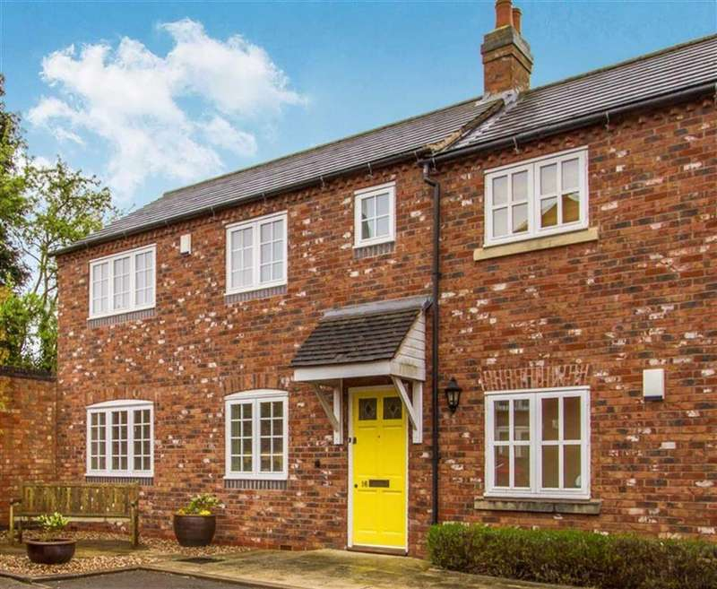 2 Bedrooms Town House for sale in The Leys, Burbage, Leicestershire