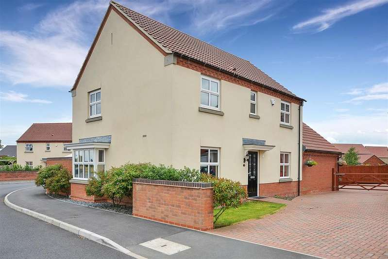 4 Bedrooms Detached House for sale in Thurgaton Way, Newton