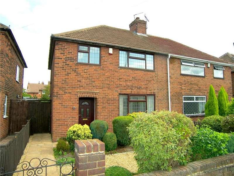 3 Bedrooms Semi Detached House for sale in Pennine Avenue, Riddings, Alfreton, Derbyshire, DE55