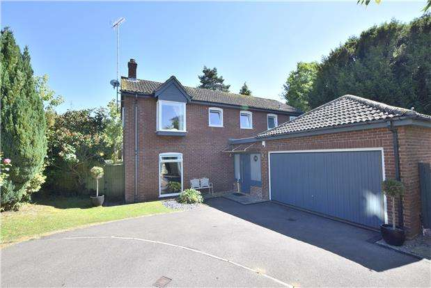 4 Bedrooms Detached House for sale in Pine Trees, Charlton Kings, CHELTENHAM, Gloucestershire, GL53