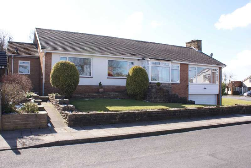 3 Bedrooms Detached Bungalow for sale in Fellside, Harwood