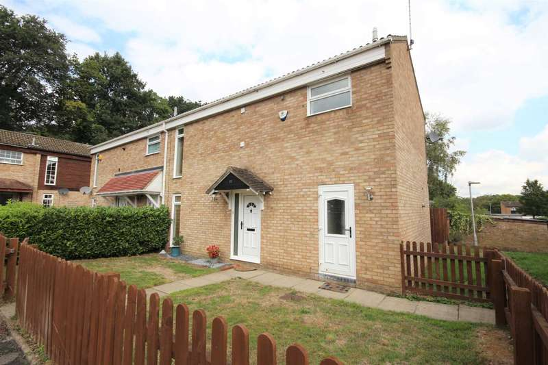 3 Bedrooms Semi Detached House for sale in Nutley, Bracknell